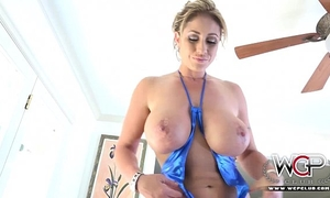 Wcp club interracial breasty milf eva notty