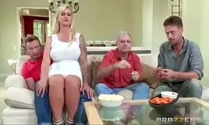 Brazzers - fucking my mama ryan conner in kitchen