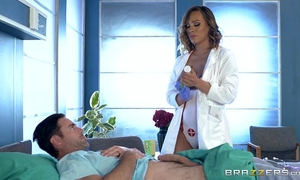 Brazzers - immodest nurse kiera rose acquires some large cock