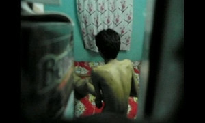 Deshi pair hidden webcam two