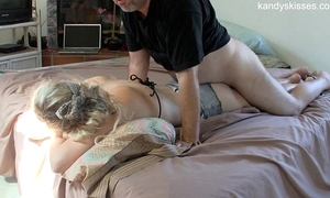 Massage leads to creampie hd